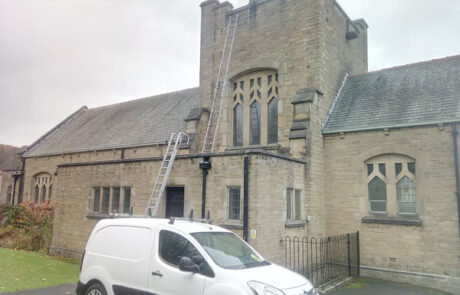 Church roof specialists