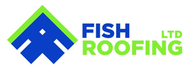 Fish Roofing Logo